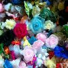 [B00PULNYQG] (マイホット) MyHot DIY 手芸 福袋 造花 飾り フラワー リボン セット 200 個