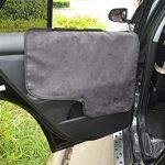 [B019Q2J98G] Lovely baby 車内を快適に保つ保護カバー DRIVE PET GUARD ドライブペットガード 汚れを防ぐ 車内用防護ネット 2枚組