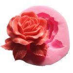 [B0103DE7IY] 【Ever garden】 ローズ バラ シリコンモールド / 手作り 石鹸 / キャンドル / 粘土 / レジン / シリコン モールド / 型 抜き型
