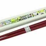 [B00L2WGXGA] オーエスケー スヌーピー 箸セット19.5cm HS-12