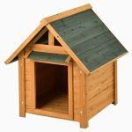 [B016K190PI] 犬小屋 屋外 天然木 杉 小屋 ドッグハウス 犬舎 ゲージ 犬用 中型犬 いぬ小屋 すのこ おしゃれ 小型 屋外用
