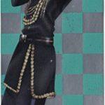 [B015U9JXYO] K RETURN OF KINGS ( ケイ リターン オブ キングス ) メタルステッカー ( シール ) F 伏見 猿比古 ( ふしみ さるひこ )