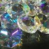[B00WFRF1V4] レインボー 八角 クリスタル ガラス ビーズ 14mm 20mm サンキャッチャー 材料 パーツ シャンデリア インテリア (20mm35個セット)
